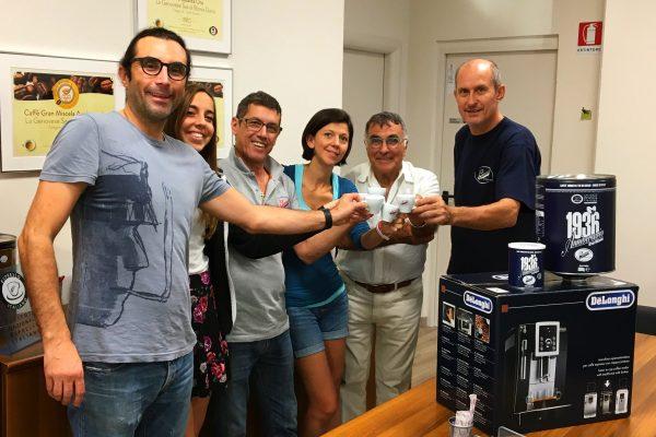 Brinda con noi per festeggiare l'International Coffee Day