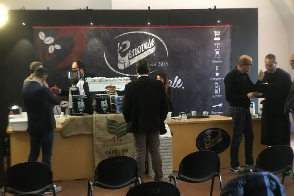 Organizzare una tappa di Espresso Italiano Champion