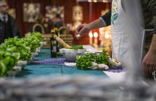 finalborgo - salone agroalimentare ligure