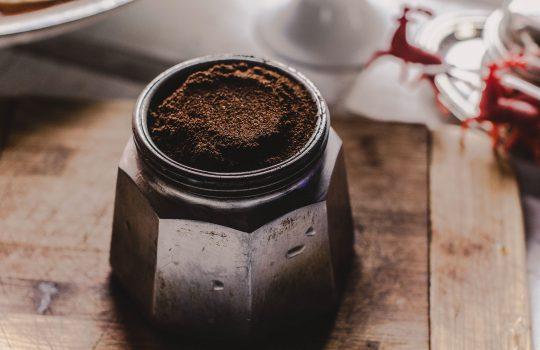 i fondi del caffè una risorsa eco sostenibile
