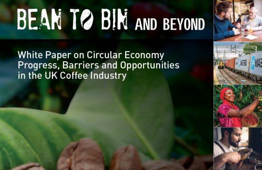 bean to bin and beyond. L'economia circolare del caffè