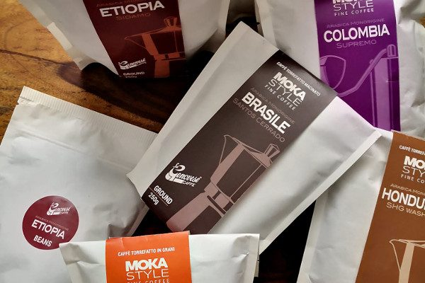 Moka Style Fine Coffee