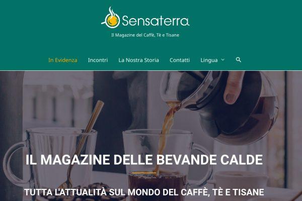 Il magazine Sensaterra parla di noi