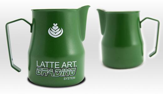 Corso Latte Art Grading Intermediate (solo grading verde)