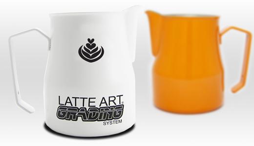 corso di Latte Art Grading Basic (per il grading bianco e arancio)