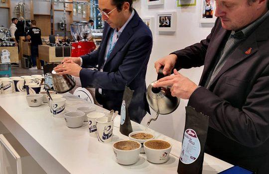cupping Matteo Borea Alberto Polojac